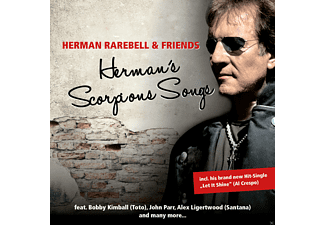 Herman Rarebell & Friends - Herman's Scorpions Songs [CD]