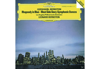 VARIOUS, Leonard/lapo Bernstein - Rhapsodie In Blue/West Side Story [CD]