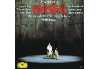 VARIOUS, Jones/Crass/Boulez/OBF - Parsifal (Ga) - (CD)