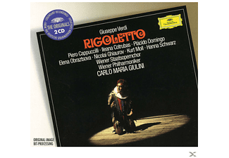 VARIOUS, Cotrubas/Domingo/Giulini/WP - Rigoletto (Ga) - (CD)