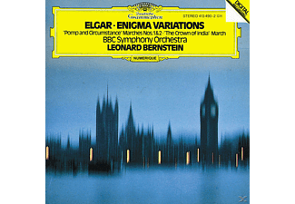 BBC Symphony Orchestra, Leonard/bbcso Bernstein - Enigma Variations/Crown Of India/+ [CD]