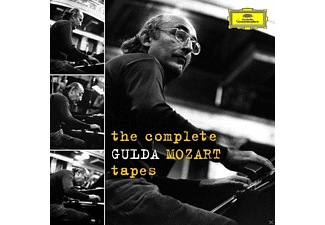 Friedrich Gulda - The Complete Mozart Tapes [CD]