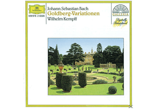 VARIOUS, Wilhelm Kempff - Goldberg-Variationen - (CD)
