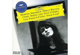 Martha Argerich - Debut Recital - (CD)