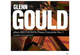 Glenn Gould - Glenn Gould Plays Beethoven Piano Concerto No.3 [CD]