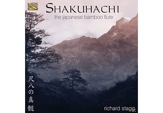 Richard Stagg - Shakuhachi-The Japanese Bamboo Flute [CD]