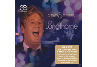 Joe Longthorne - A Man & His Music - (CD)