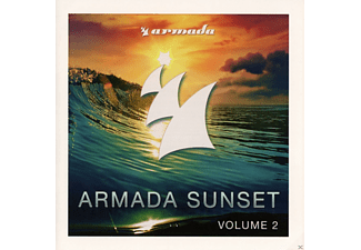 VARIOUS - Armada Sunset Vol.2 [CD]