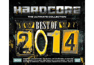 VARIOUS - Hardcore Ultimate Collection/Best 2014 - (CD)