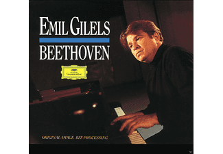 Emil Gilels - Beethoven - (CD)