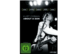 KURT COBAIN - ABOUT A SON (OMU) [DVD]