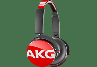 AKG Y50, On-ear Kopfhörer, Rot