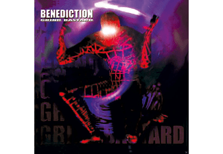 Benediction - Grind Bastard (Reissue) [CD]