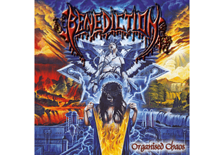 Benediction - Organised Chaos (Re-Issue) [CD]