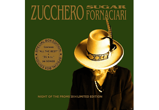 Zucchero - Zu & Co-All The Best (Night Of The Proms Edt.) [CD]