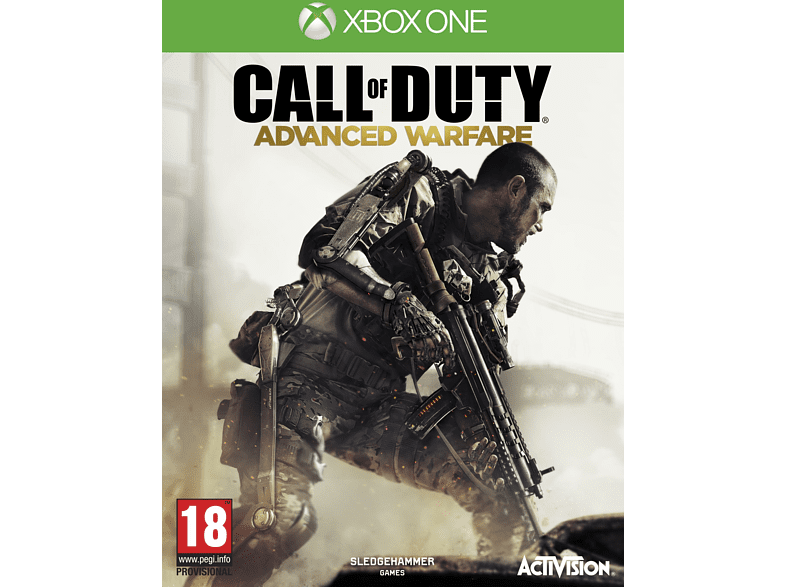 Call Of Duty: Advanced Warfare Shooter Xbox One