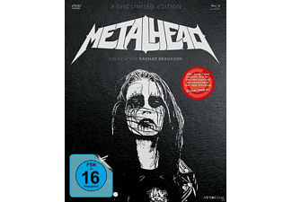 METALHEAD (LIMITED MEDIABOOK) [Blu-ray + DVD]