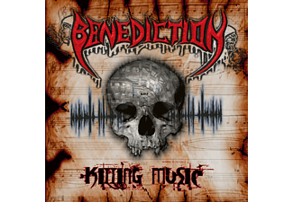 Benediction - Killing Music (Re-Issue) [CD]