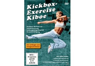 KICKBOX - EXERCISE KIBOE - (DVD)
