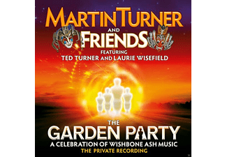 Martin Turner And Friends - The Garden Party - A Celebration Of Wishbone Ash Music [CD]