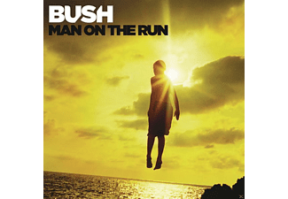 Bush - Man On The Run (Deluxe Version) - (Vinyl)