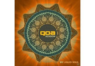 VARIOUS - Goa Session By Liquid Soul [CD]