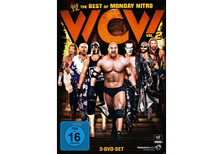 THE BEST OF WCW MONDAY NIGHT NITRO 2 - (DVD)