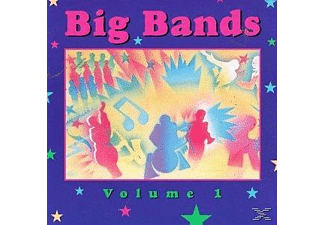 Various - Vol. 1-Big Bands - (CD)