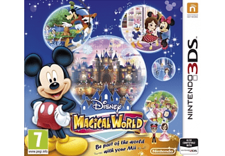 Disney: Magical World 3DS