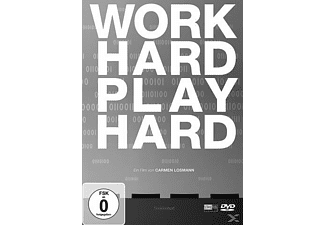 WORK HARD-PLAY HARD [DVD]