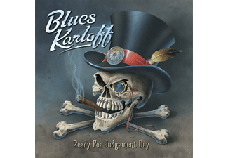 Blues Karloff - Ready For Judgement Day - (CD)