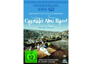 CAPTAIN ABU RAED - (DVD)