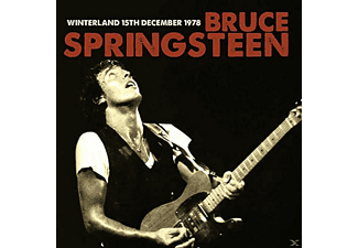 Bruce Springsteen - Winterland 15th December 1978 (4LP-Set) - (Vinyl)