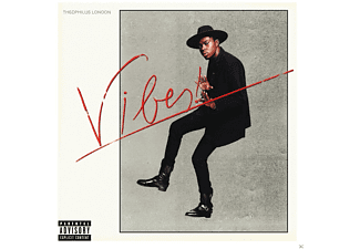 Theophilus London - Vibes - (CD)