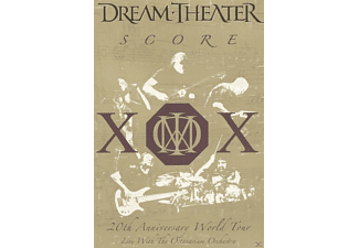 Dream Theater - Score - 20th Anniversary World Tour [DVD]