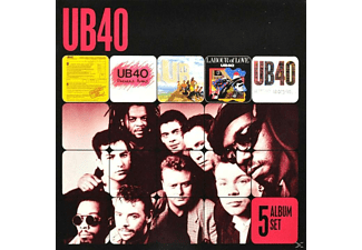 UB40 - 5 ALBUM SET - (CD)