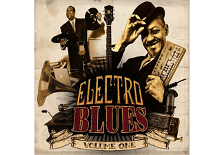 VARIOUS - Electro Blues - (CD)
