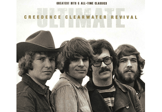 Creedence Clearwater Revival - Greatest Hits & All-Time Classics - (CD)