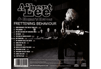 Albert Lee;Hogan's Heroes - Frettening Behaviour [CD]