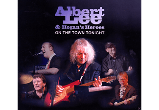 Albert Lee And Hogan's Heroes - On The Town Tonight - (CD)