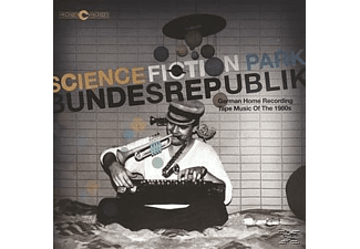 VARIOUS - Science Fiction Park Bundesrepublik [CD]