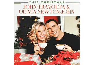 John Travolta, Olivia Newton-John - Christmas Album - (CD)