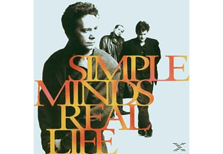 Simple Minds - Real Life - Remastered (CD)
