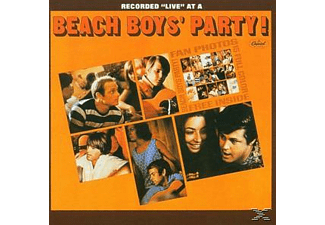 The Beach Boys - Party/Stack-O-Tracks [CD]