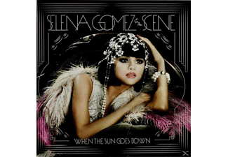Selena & The Scene Gomez - WHEN THE SUN GOES DOWN [CD]