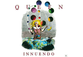 Queen - Innuendo (2011 Remastered) (CD)