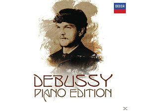 Jean Yves Thibaudet - Debussy Piano Edition - (CD)