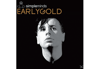 Simple Minds - EARLY GOLD - (CD)