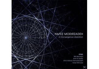 Hafez / Ethel String Quartet Modirzadeh - In Convergence Liberation - (CD)