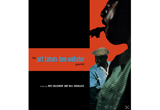 TATUM,ART & Webster, Ben - Quartet [Vinyl]
